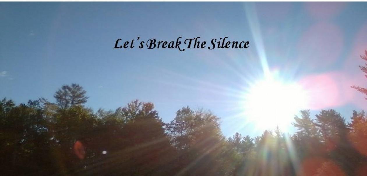 Broken Silence Blog